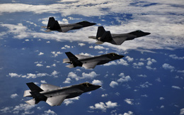 Tướng Mỹ ngại so sánh F-35 với máy bay tàng hình Trung Quốc