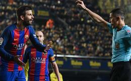 Pique đã sai, Barca mới là đội hưởng penalty nhiều nhất La Liga