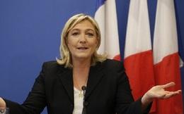 Bà Marine Le Pen có nguy cơ bị phạt 3 năm tù