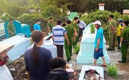 Bắt đối tượng làm rơi chết bé trai rồi mang xác chôn ở chùa