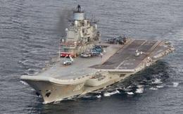 Nga quyết định nâng cấp tàu sân bay Đô đốc Kuznetsov