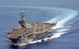 Các Bộ trưởng Philippines thăm tàu sân bay Carl Vinson của Mỹ