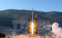 Triều Tiên có thể vừa phóng tên lửa đạn đạo đủ khả năng vươn tới Mỹ