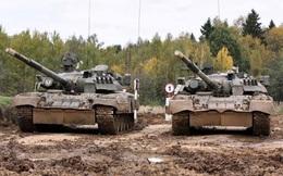 Nga khoe sức mạnh xe tăng thế chỗ Armata