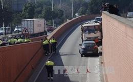 Tây Ban Nha phát hiện 7 thùng thuốc nổ gần biên giới với Pháp