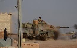Quân đội Thổ Nhĩ Kỳ nã đại bác khiến 8 binh sỹ Syria thiệt mạng