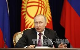 Tổng thống Putin bãi nhiệm chức vụ 10 tướng lĩnh