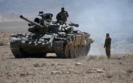 Lần đầu sau 4 năm, quân đội Syria kiểm soát bờ sông Euphrates
