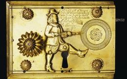 Bạn sẽ phải bất ngờ khi chứng kiến hệ thống khóa từ thế kỷ thứ 17 này tinh xảo đến mức nào