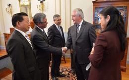 Đại sứ Việt Nam gặp ngoại trưởng Mỹ tại Washington D.C.