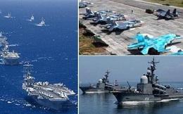 Nga bắt đầu xây dựng căn cứ Tartus/Hmeymim