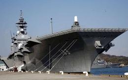 Nhật sắp đưa chiến hạm lớn nhất đến Biển Đông