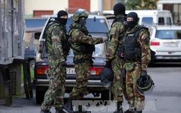 Vệ binh Quốc gia Nga bất ngờ kiểm tra khả năng sẵn sàng chiến đấu