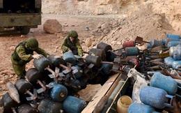 Nga đưa hơn 150 lính phá mìn tới Palmyra