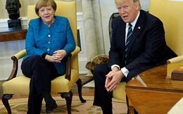 Bất đồng bao trùm hội đàm thượng đỉnh Mỹ - Đức