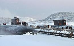 Tàu ngầm Nga nhận siêu ngư lôi diệt mục tiêu sâu 500m