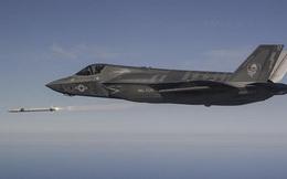 Siêu chiến đấu cơ F-35 thử nghiệm thành công tên lửa ASRAAM