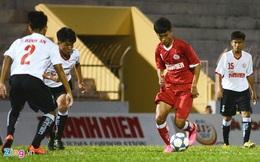 U19 Viettel thắng trận 8-0 ở giải U19 quốc gia