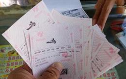 Phạt 10 triệu đồng và tịch thu hơn 700 tờ vé số Vietlott 'chui'