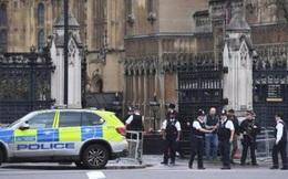 Nghi khủng bố nhắm vào tòa nhà Quốc hội Anh