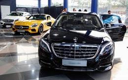 Ô tô sang tăng giá 4 tỷ: Dân giàu xếp hàng chờ mua