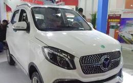 Xe nhái Mercedes-Benz giá hơn 60 triệu đồng ở Trung Quốc