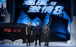Bom tấn 'Fast & Furious 8' có buổi ra mắt đầu tiên trên thế giới