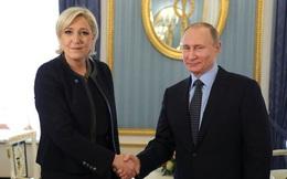 Tổng thống Putin hứa không can thiệp bầu cử Pháp