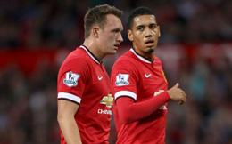 Thời gian đã hết cho Smalling và Jones ở Man United