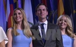 Ông Trump chọn con rể vào vị trí đứng đầu cơ quan mới ở Nhà Trắng