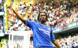 Didier Drogba, một ngày làm người Chelsea, cả đời làm ma Chelsea
