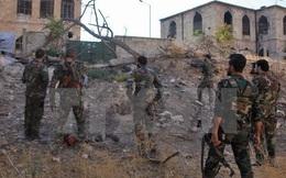 Quân đội Syria giành lại quyền kiểm phần lớn phía Bắc tỉnh Hama