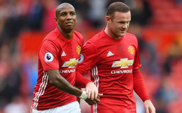 MU mất 5 cầu thủ, Mourinho trao cơ hội cho Rooney