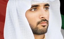 Thái tử đẹp trai của Dubai mang xe sang ra giải cứu xe tải mắc kẹt giữa sa mạc