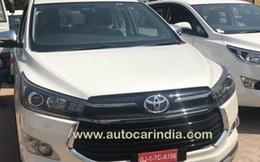 Toyota Innova lộ diện phiên bản lạ, chưa có ở thị trường Việt