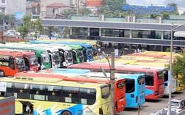 Sắp xếp lại 1.200 lượt xe khách Nước Ngầm, Giáp Bát trong quý 2