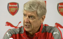 """HLV Wenger: """"Vào Top 4 Premier League không dễ như tưởng tượng!"""""""