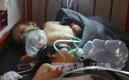 Nạn nhân vụ tấn công ở Syria có dấu hiệu nhiễm 'chất độc thần kinh'