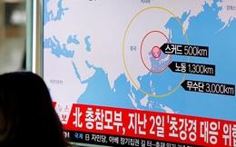 Quan chức Nga: Triều Tiên phóng tên lửa đe dọa an ninh vùng Viễn Đông
