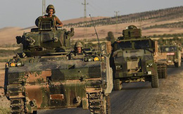 Chính quyền Damascus tố Ankara đánh chiếm lãnh thổ Syria