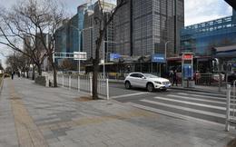 Tới Bắc Kinh học kinh nghiệm quy hoạch vỉa hè