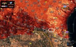 """""""Hổ Syria"""" đập tan IS, giải phóng thêm địa bàn ở Aleppo"""