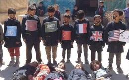 Khi cả thế giới im lặng, trẻ em Syria phải tự đứng lên cho số phận của mình