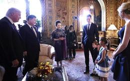 Cháu gái ông Trump hát tiếng Hoa tặng ông Tập Cận Bình
