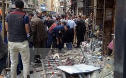 Ai Cập ban bố tình trạng khẩn cấp sau 2 vụ đánh bom liều chết