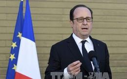 """""""Donald Trump của Pháp"""" Marine Le Pen dẫn đầu sát sạt trước ngày bầu cử Tổng thống"""