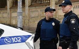 Xảy ra vụ nổ lớn tại trung tâm thủ đô Kiev của Ukraine
