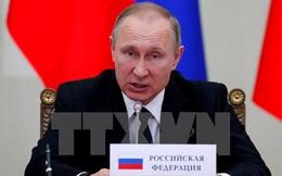 Tổng thống Putin: Quan hệ Mỹ-Nga xấu đi dưới thời chính quyền Trump