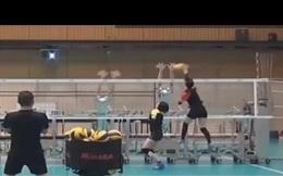 Nhật Bản sử dụng robot để huấn luyện đội tuyển bóng chuyền