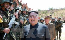 Triều Tiên bắt đầu phát thanh một chuỗi những thông điệp bí ẩn